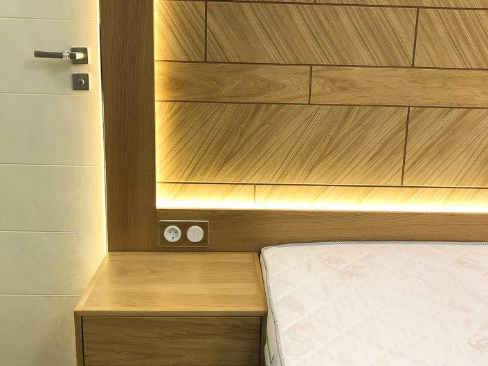 Хотелски спален комплект
