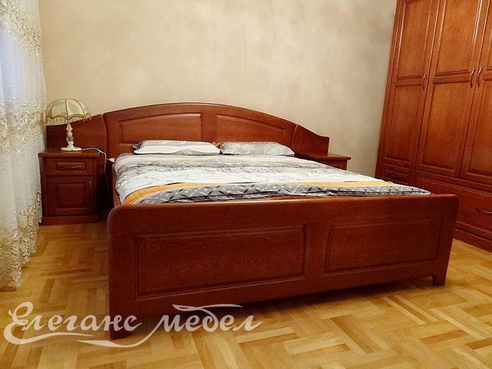 Спален комплект от масив