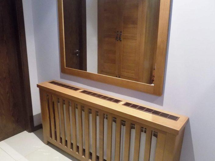 13.Радиаторна решетка и огледало