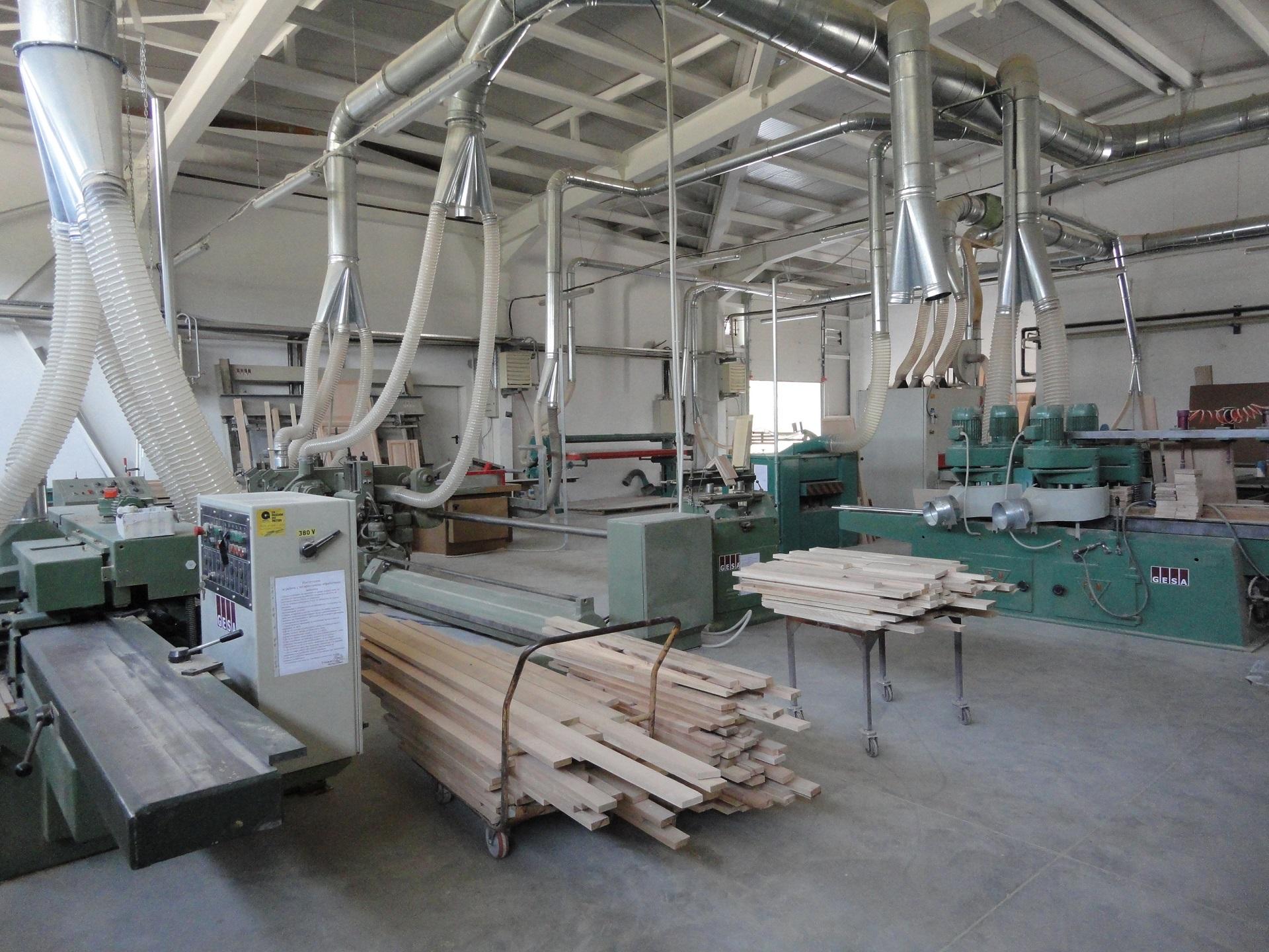 Производствени зони