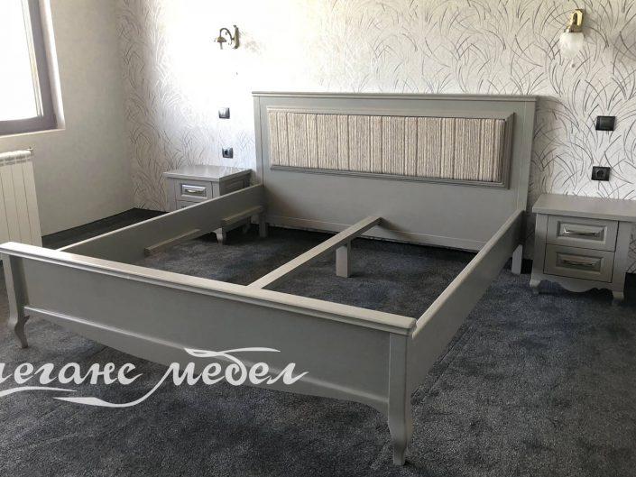 Спален комплект с тапицерия