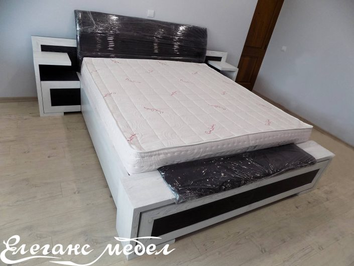 Спален комплект с лежанка
