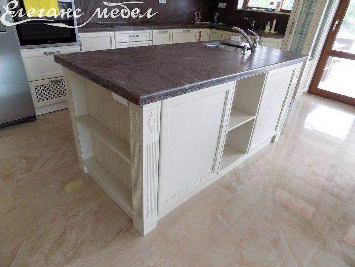 Островен шкаф за кухненско обзавеждане